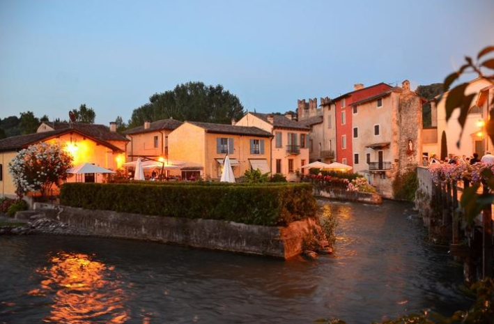 Enjoy the small villages of Verona while traveling in Italy! Ride down to the lakeside town of Bardolino to explore the cobbled streets.