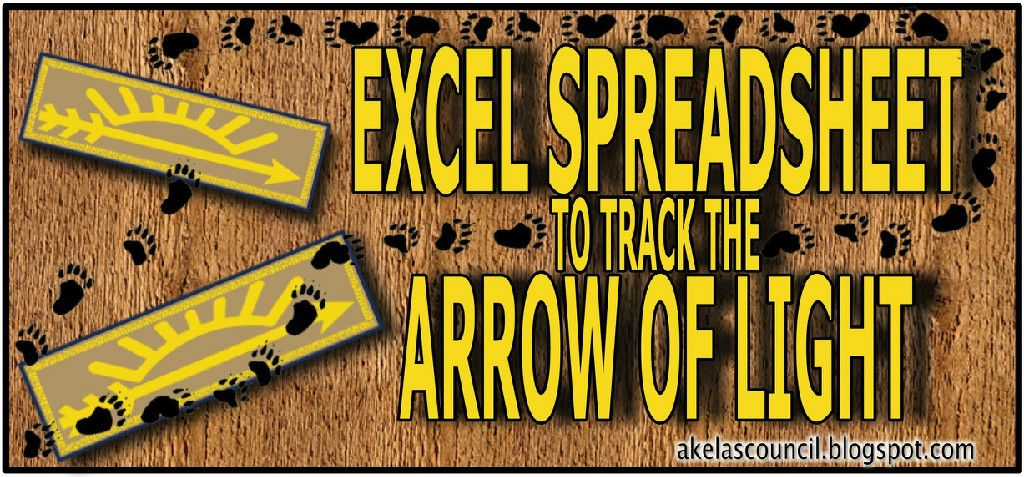 Akela\u0027s Council Cub Scout Leader Training Excel Advancement - free spreadsheet program like excel