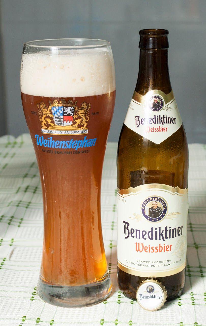 Benediktiner Weissbier German Hefeweizen 5 4º Cerveza De Trigo