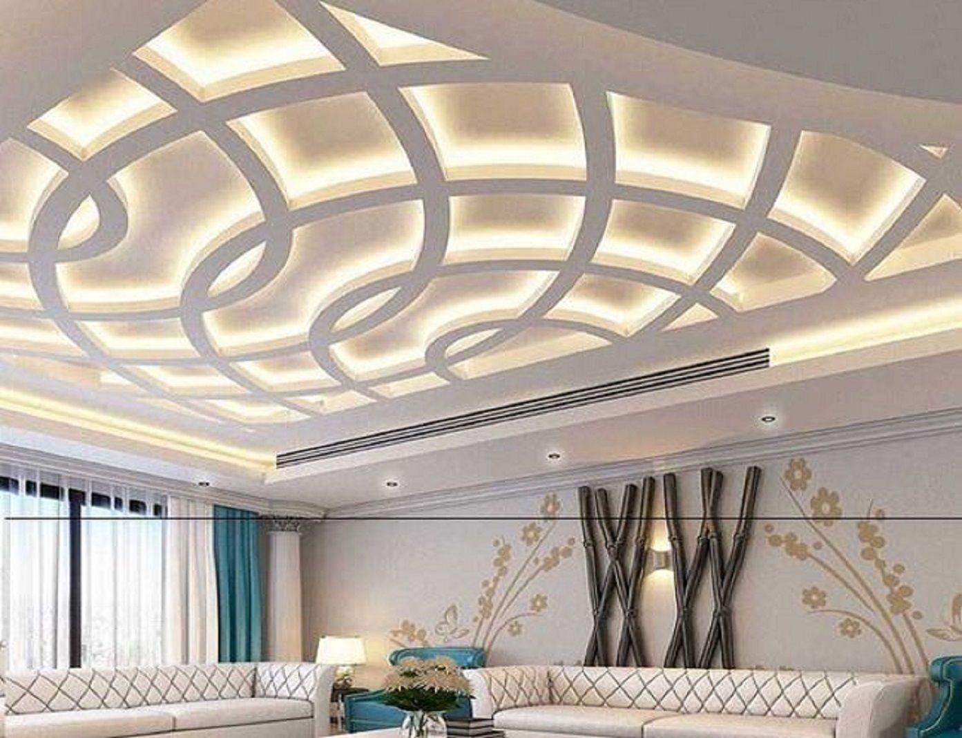 Pin by Andris Namdaris on Iluminación & Techo   False ceiling ...