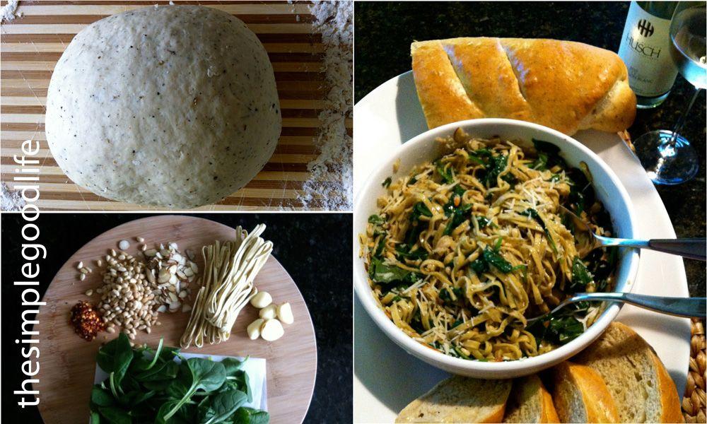 simple yet spicy pasta dish. enjoy!
