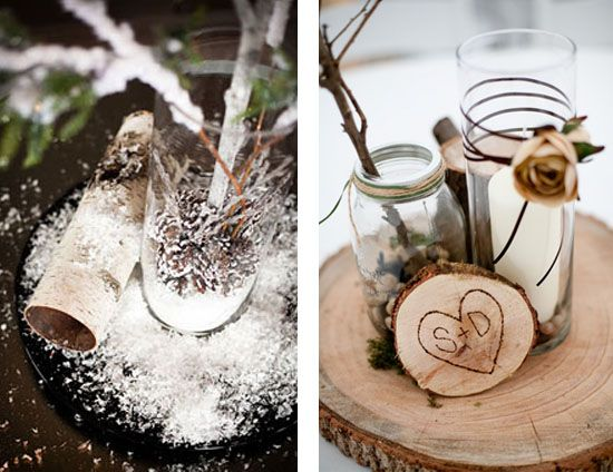Rustic Winter Wedding Ideas Kc Wedding Ideas Winter