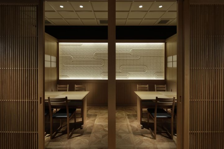 TSUKIJI SUZUTOMI Restaurant By GATE Interior Design Office Tokyo Japan Retail Blog