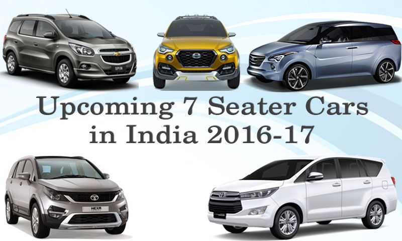 If You Are Looking For The Upcoming 7 Seater Cars In India And Confused  About Which