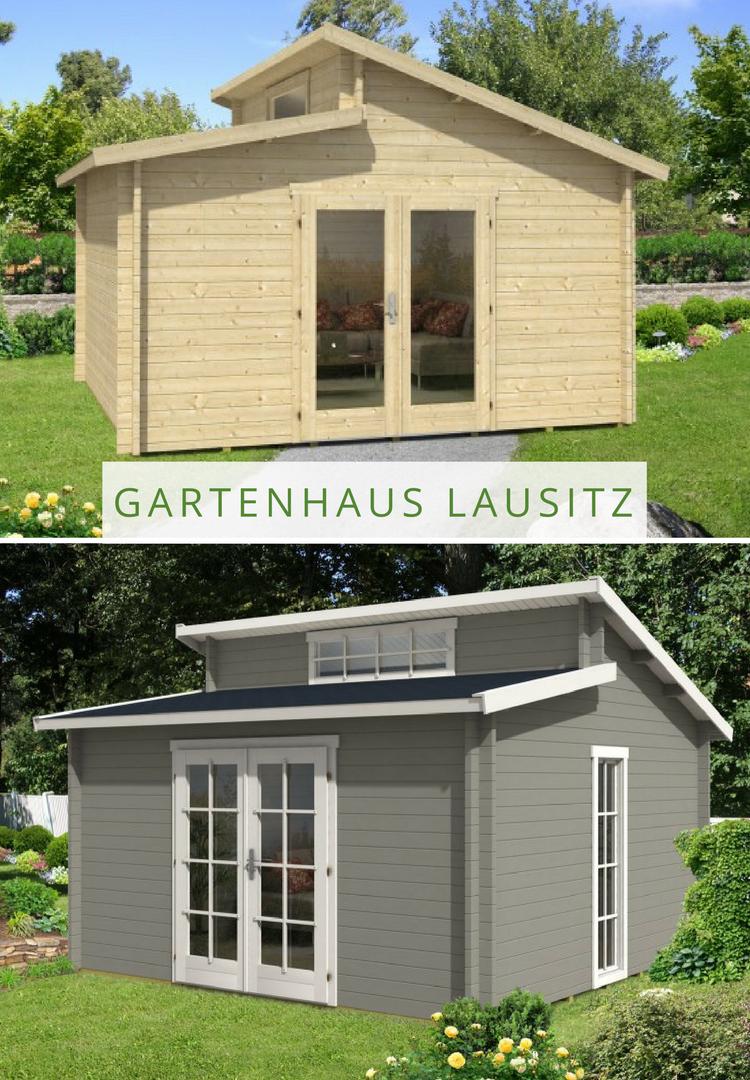 Carlsson Gartenhaus Lausitz ISO Gartenhaus, Gartenhaus