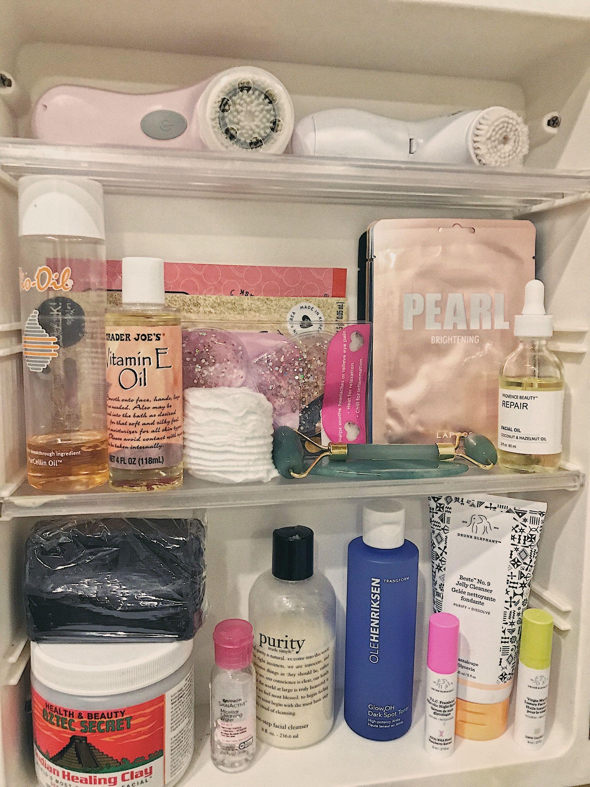 My Skin Care Cabinet Writtenbycamille Beauty Health Beauty Skin Skin