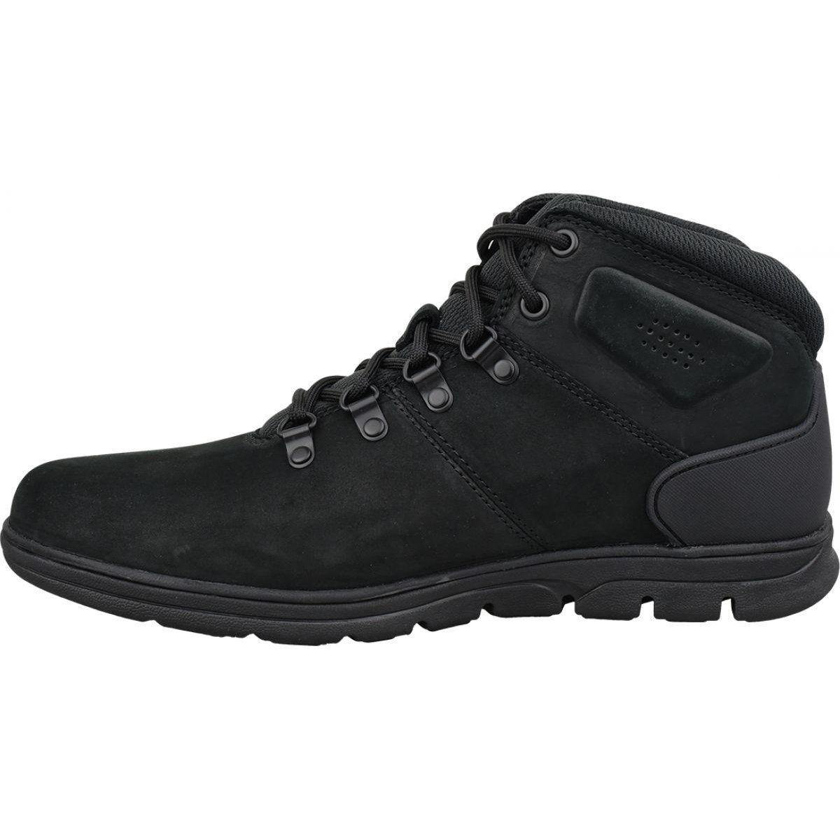 Buty Timberland Bradstreet Hiker M A26zb Czarne Timberlands Shoes Sport Shoes Men Black Shoes