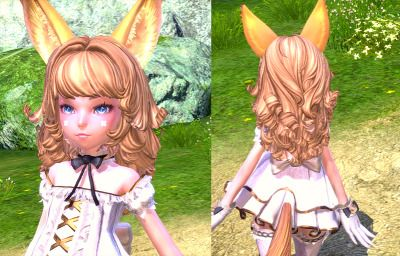 BnS Haircut Mod[[MORE]]Available for all elin haircuts except of