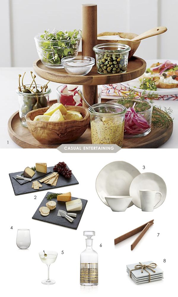 Crate And Barrel Wedding Gift Registry Our Favorite Picks