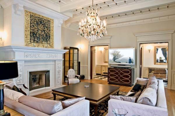 Traditional Decorating Style Living Room Decorating In Classic
