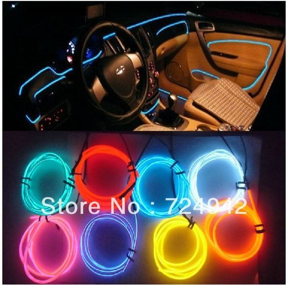 Interior led light strips for cars google search car led mozeypictures Image collections
