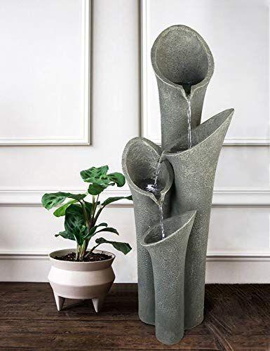 Metall Kerzenhalter Silber Herz Muster Deko 185cm hoch #Dekorationen   – Dekorat…