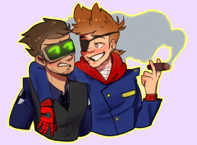 Future Tom and Tord | TOMTORD | Eddsworld memes, Art, First