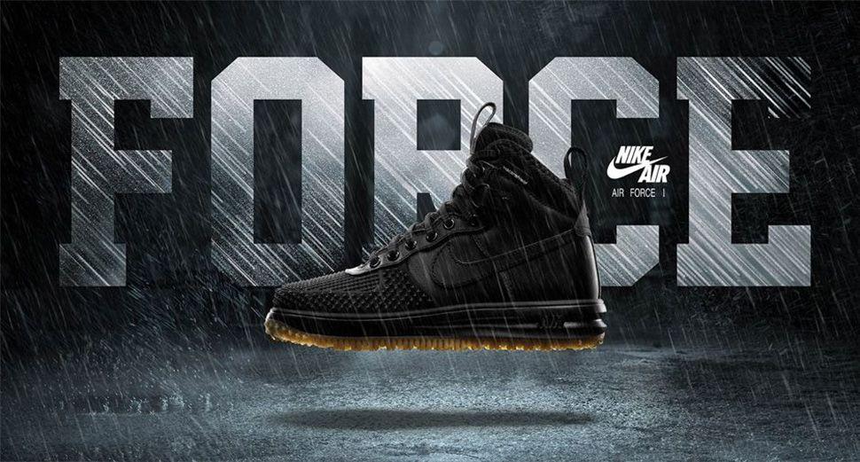 Nike Lunar Force 1 Duckboot Returning in Black/Gum - EU Kicks: Sneaker Magazine