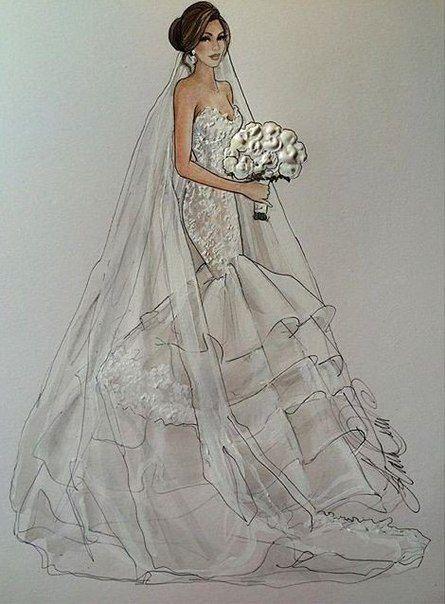 pin de angeles mcgregor en wedding!!! | pinterest | bocetos de