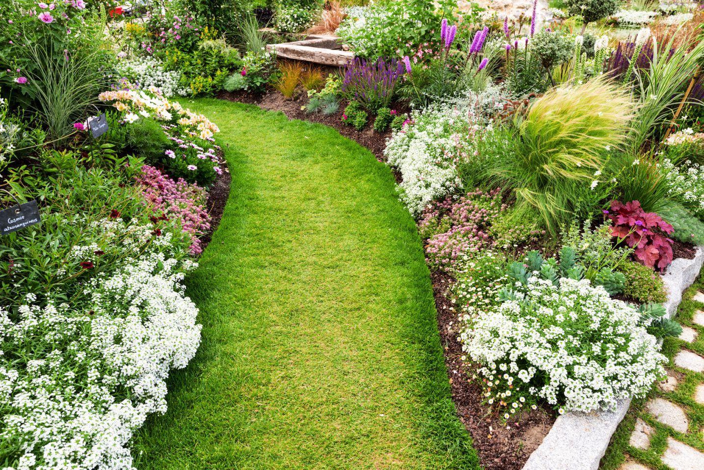 10 Unique Design Landscape Garden Landscape Design Beautiful Gardens Landscape Garden Design