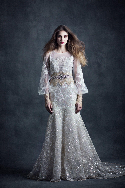 Alternative Wedding Dresses 14 Statement Styles