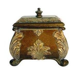 Classic Mayan Gold Decorative Box Papila Design Boxes Decorative Boxes Home Decor