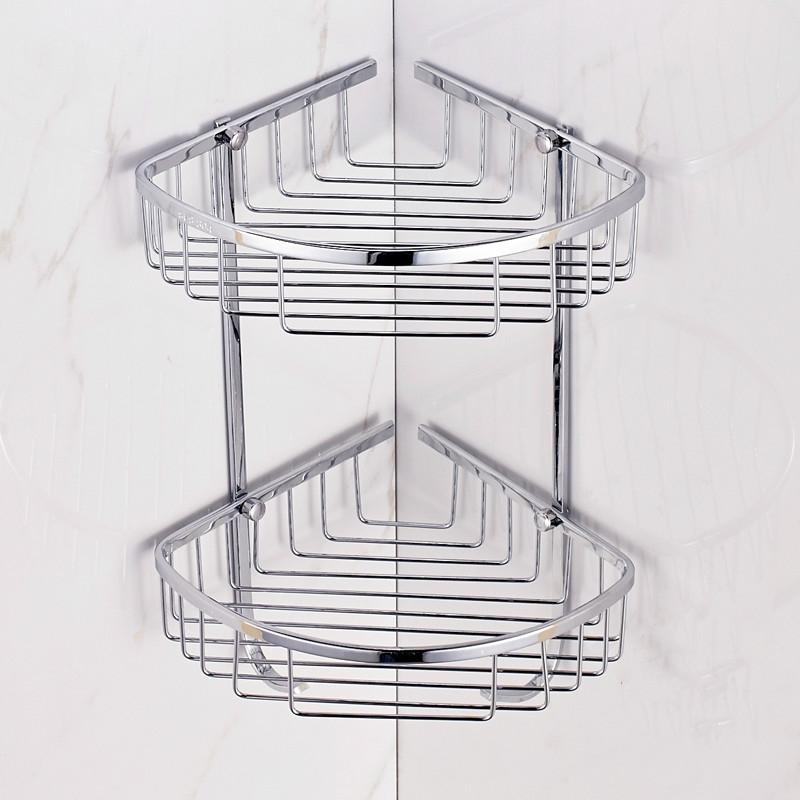 41.27$ Watch here - Modern SUS 304 Stainless Steel Bathroom Shelf ...