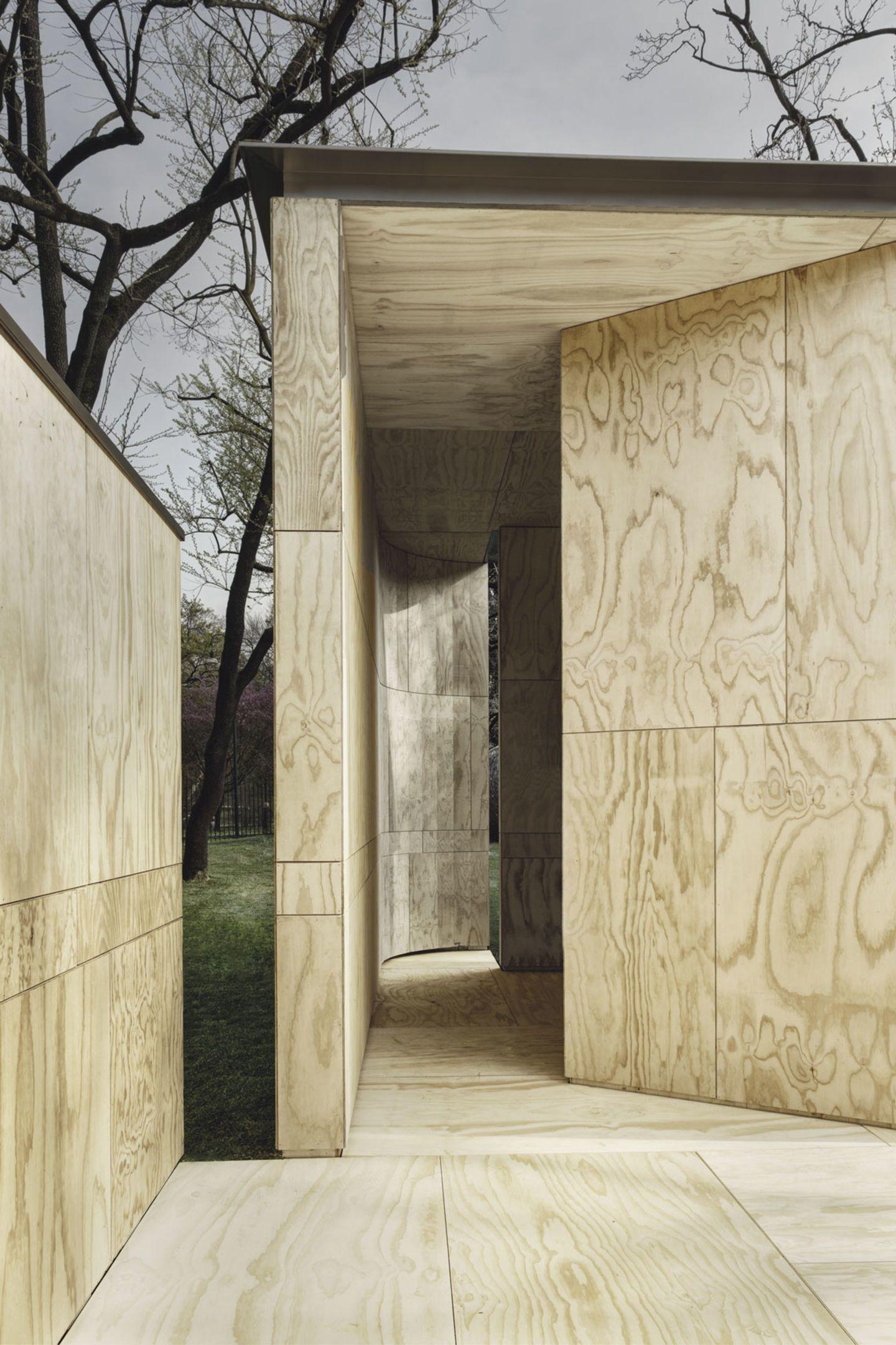 Francesco Venezia, Ettore Spalletti, Andrea Martiradonna · Pavilion for the XXI Triennale di Milano · Divisare