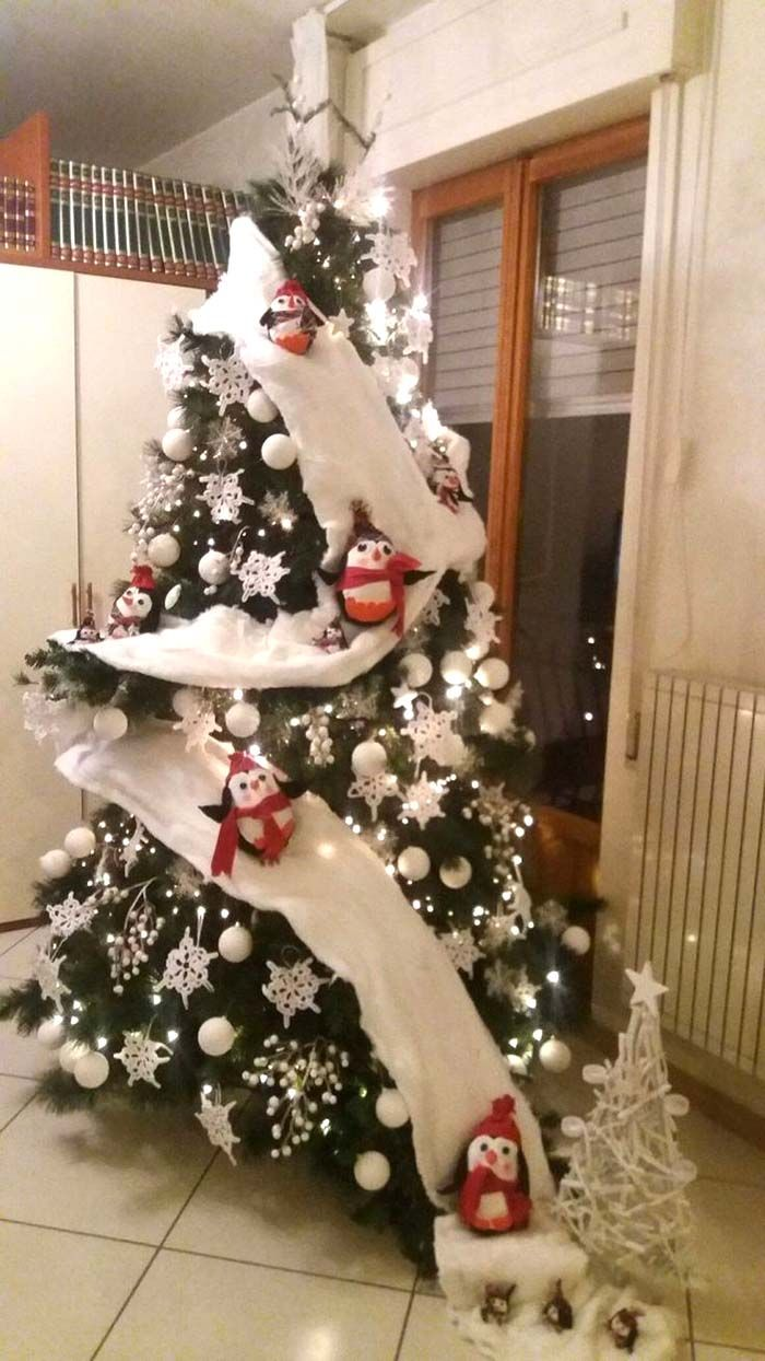 40 Unique Christmas Trees Ideas Designs In 2020 Snowman Christmas Decorations Diy Christmas Tree Christmas Tree Themes