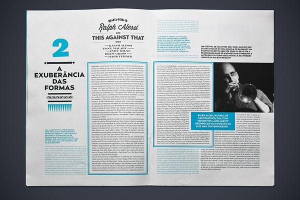 36 stunning magazine and publication layouts for your inspiration magazine - Design journal magazine ...