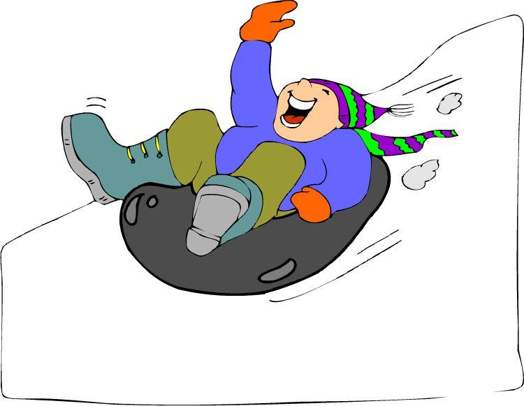 snow tubing cartoon clip art - Google Search | Cartoon ...