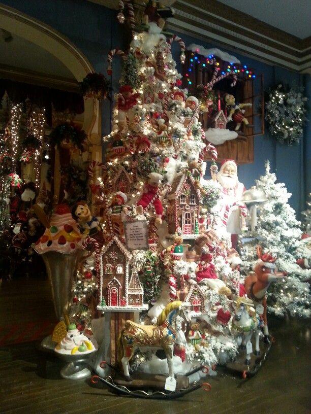 Gingerbread tree. | Creative christmas trees, Christmas ...