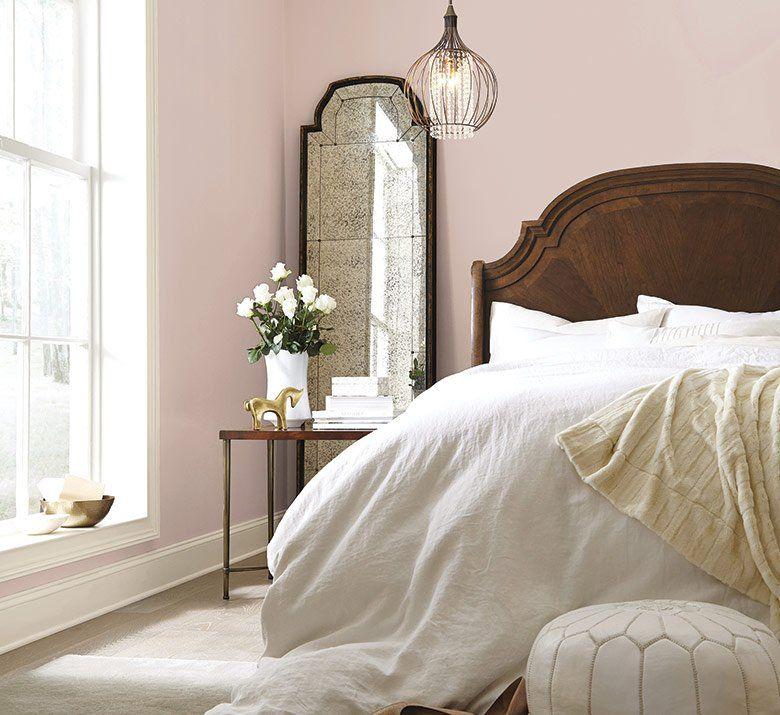 Die Elegante Farbe Taupe: Wandfarbe Schlafzimmer, Schlafzimmer Farben