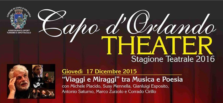 Presentata la 17^ edizione di Capo d'Orlando Theater - http://www.canalesicilia.it/17-edizione-di-capo-dorlando-theater/