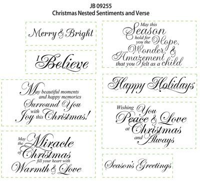Introducing christmas nested frames christmas nested sentiments introducing christmas nested frames m4hsunfo