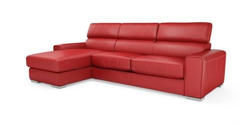 Kalamos Left Hand Facing 3 Seater Storage Chaise Sofabed Sierra