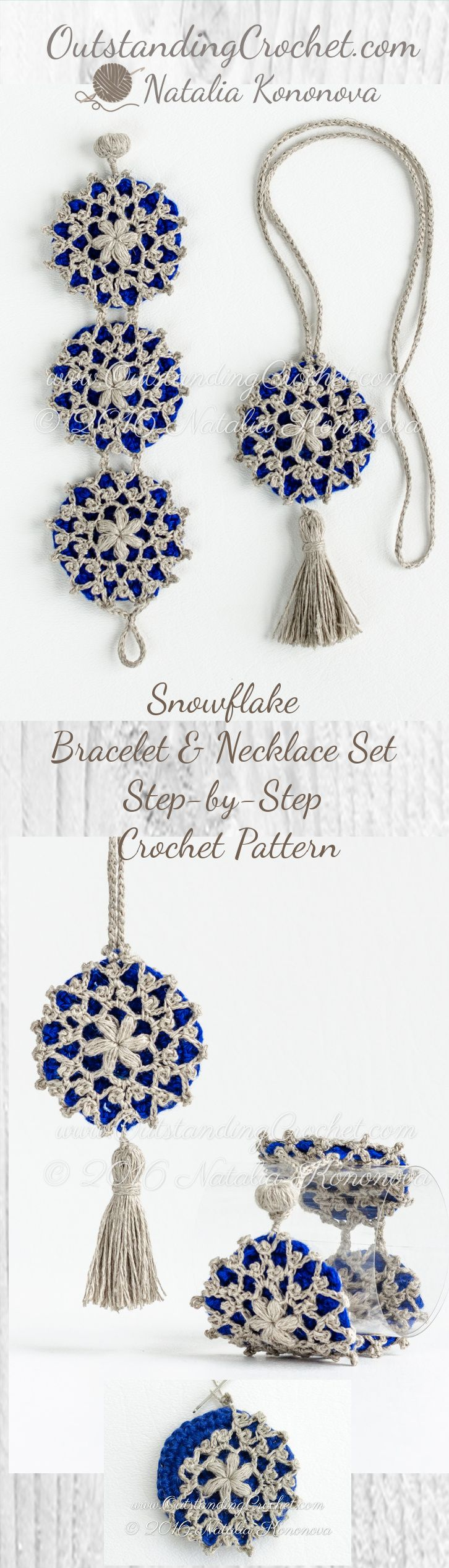 Check it out! Patterns for your outstanding crochet! | CROCHET ...
