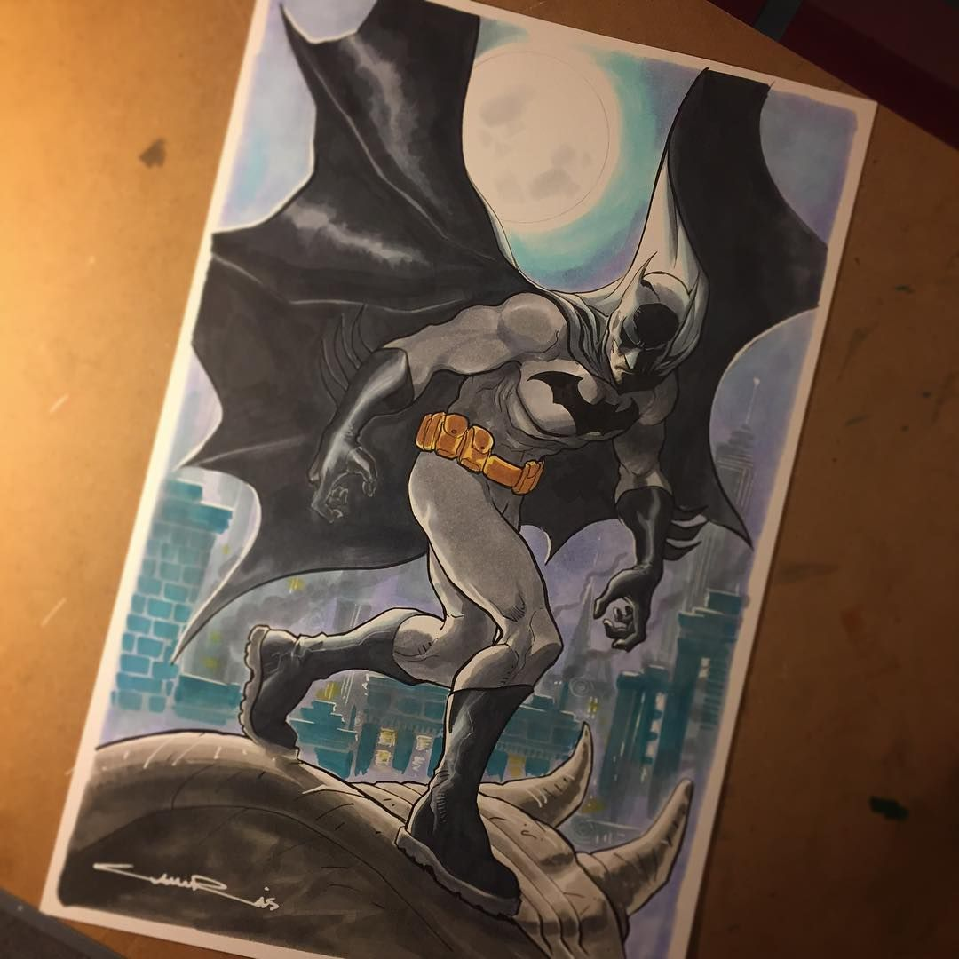"""#Batman commisson"""