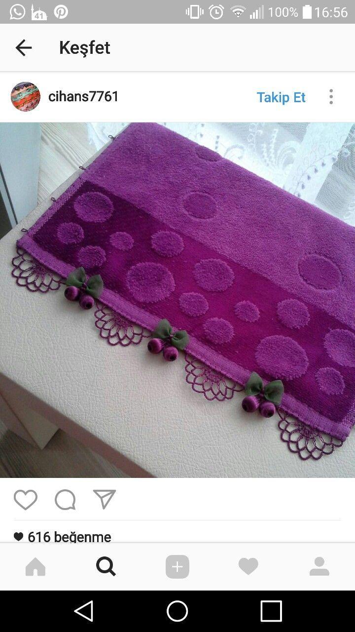 @harikaelisleri68 havlu kenarı #crochetpotholderpatterns