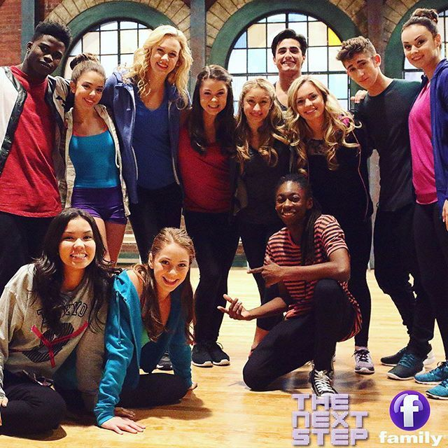 Alexandra Chaves Alexandrachaves Instagram Photos And Videos The Next Step Family Channel Dance Steps