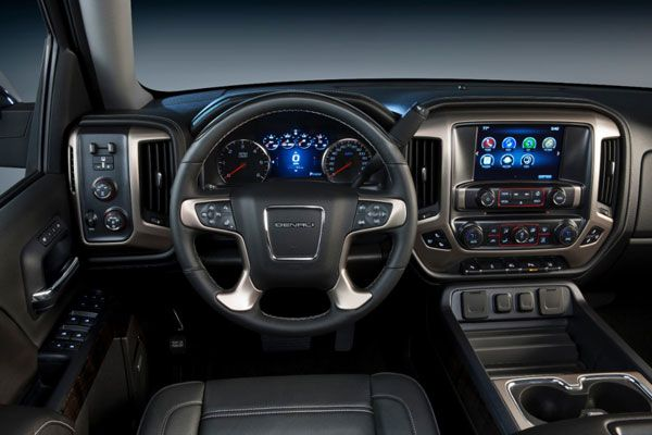What S Your Favorite Dashboard Feature On The 2014 Gmc Sierra