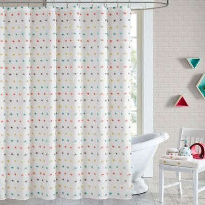 Chloe 72-Inch x 84-Inch Shower Curtain | Pinterest | 84 shower ...