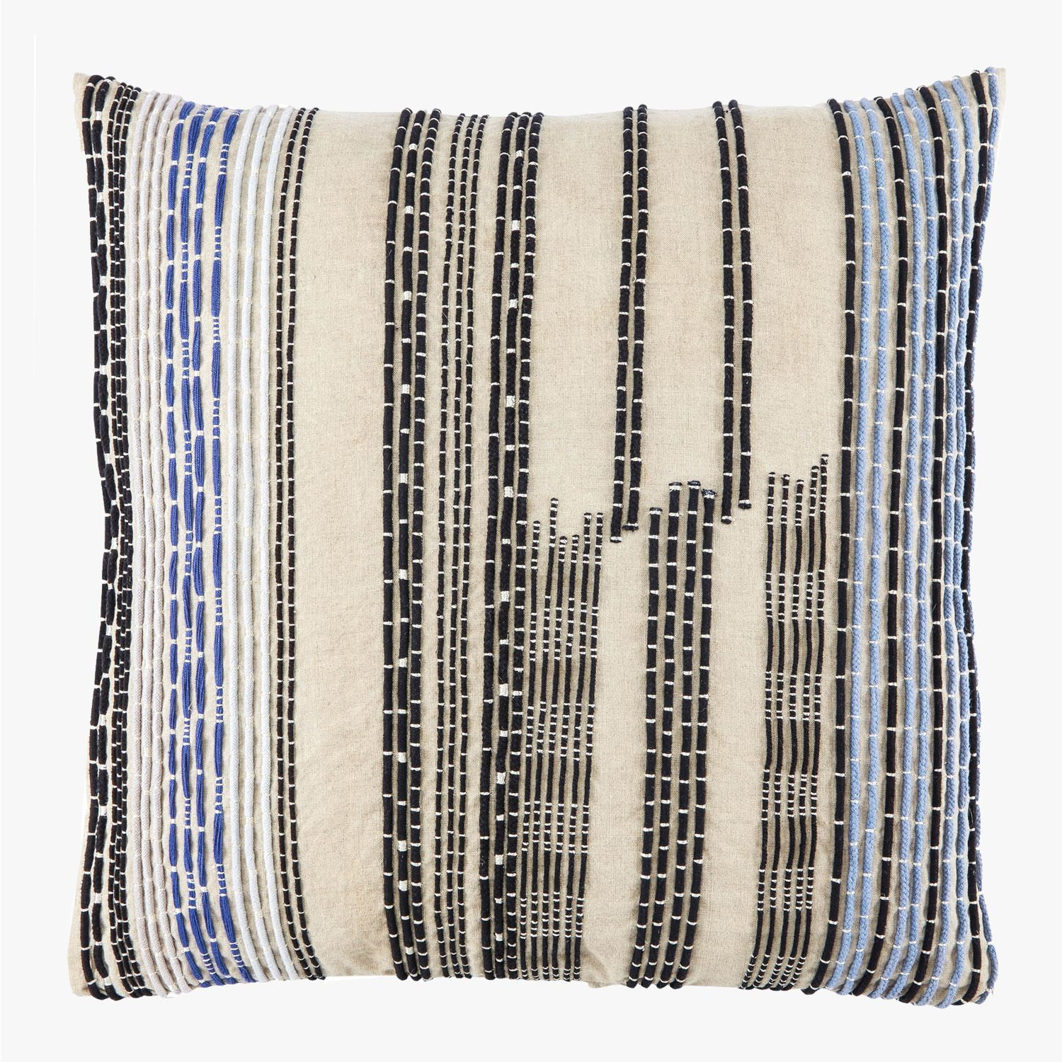 Mexican Hand Woven Pillows Group of