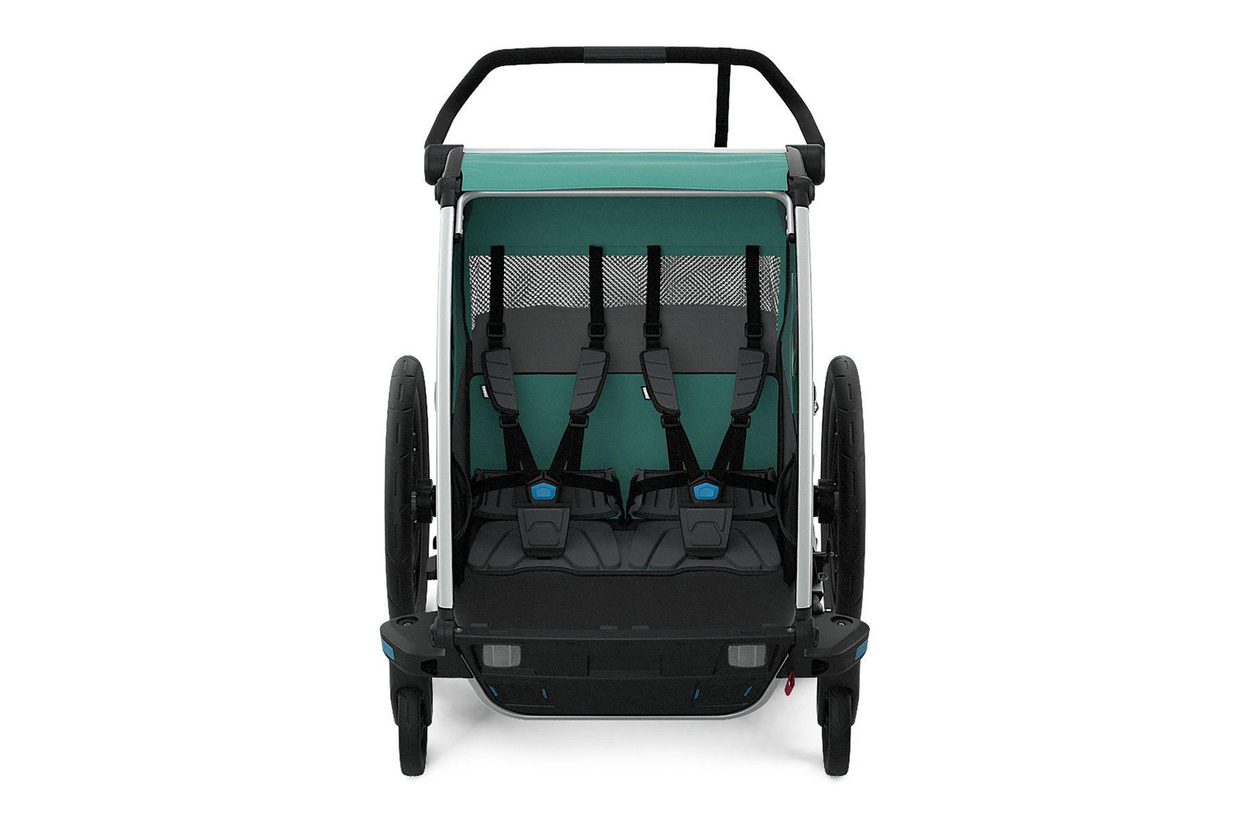 Thule Chariot Lite 2 In 2020 Thule Chariot Thule Bike Child Bike Seat