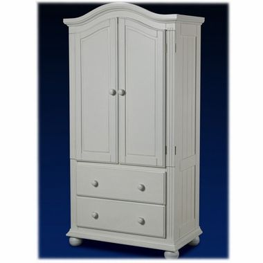 Sorelle Vista Armoire In French White Home Decor Ideas Armoire