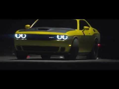 Dodge Challenger Hellcat Drift Pennzoil Commercial Youtube