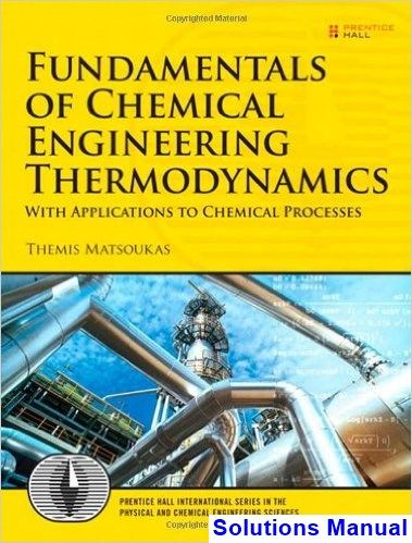 fundamentals of chemical engineering thermodynamics 1st edition rh pinterest co uk Chemical Engineering Logo Environmental Engineering