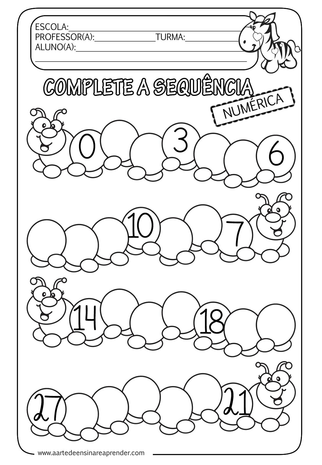 Ao Worksheet For Kindergarten