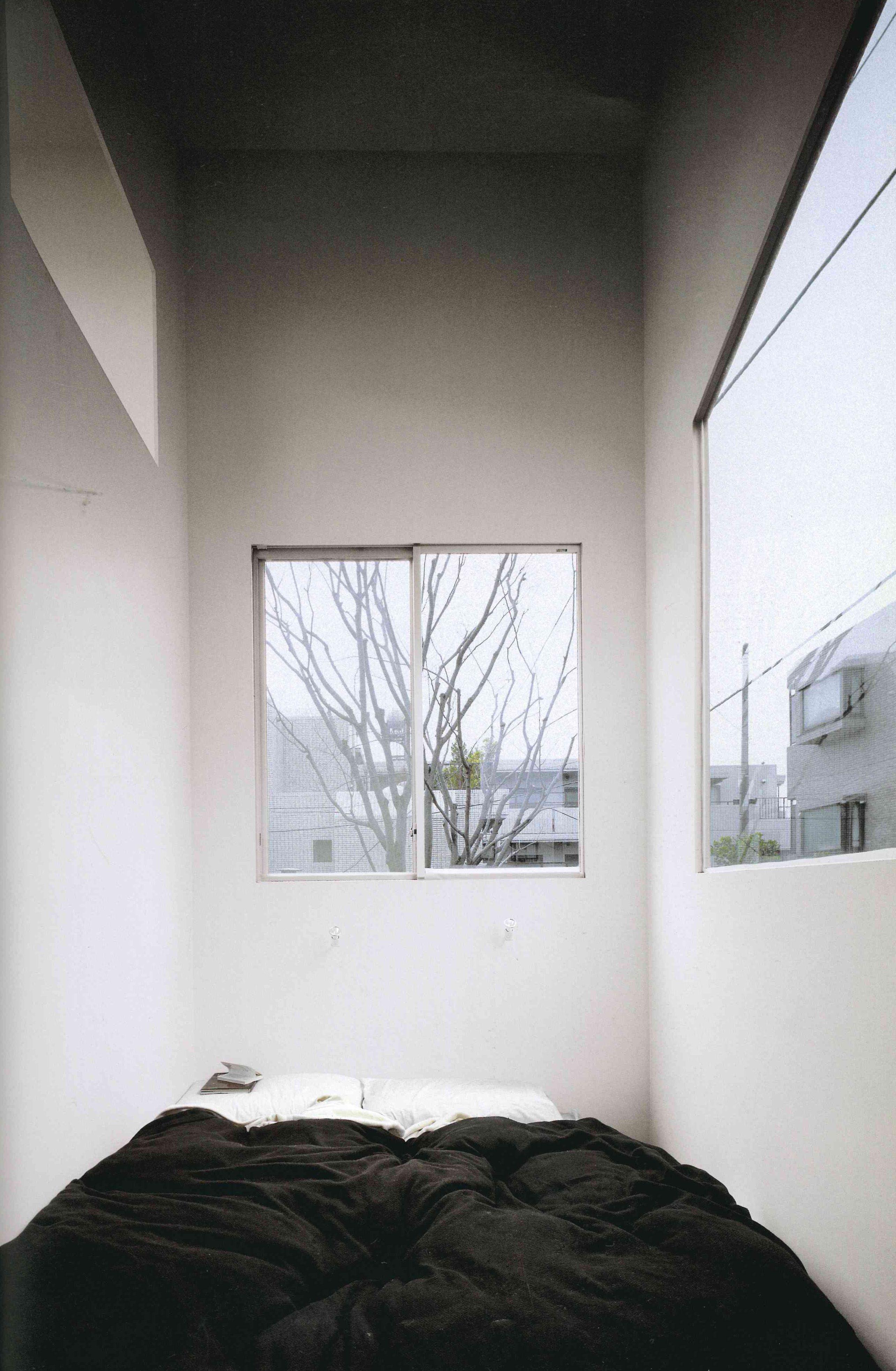 Sejima plum grove house pesquisa google haus haus architektur atmosph re - Japanische innenarchitektur ...