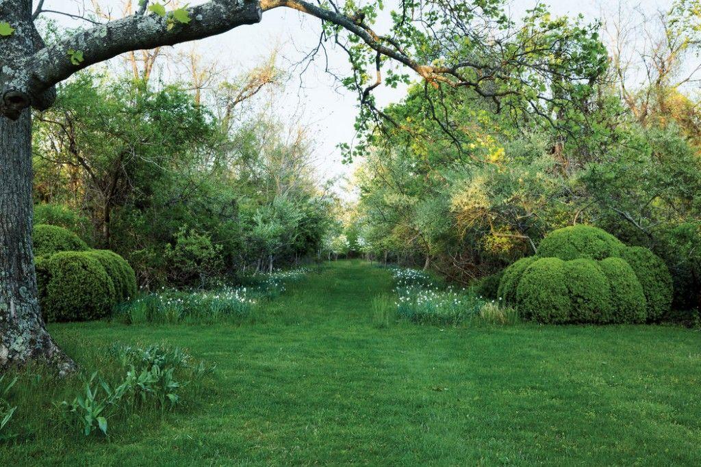 Le Jardin Sauvage D Anna Wintour Prachtige Tuinen