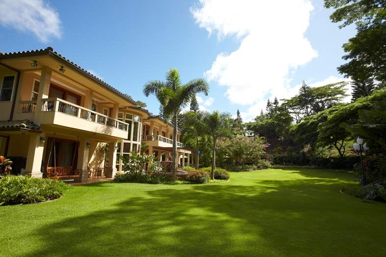 The Bella Sophia Estate Kailua Oahu Wedding Venue