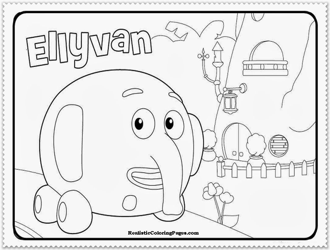 Jungle Junction Coloring Pages Disney Coloring Pages Disney Junior Jungle Junction