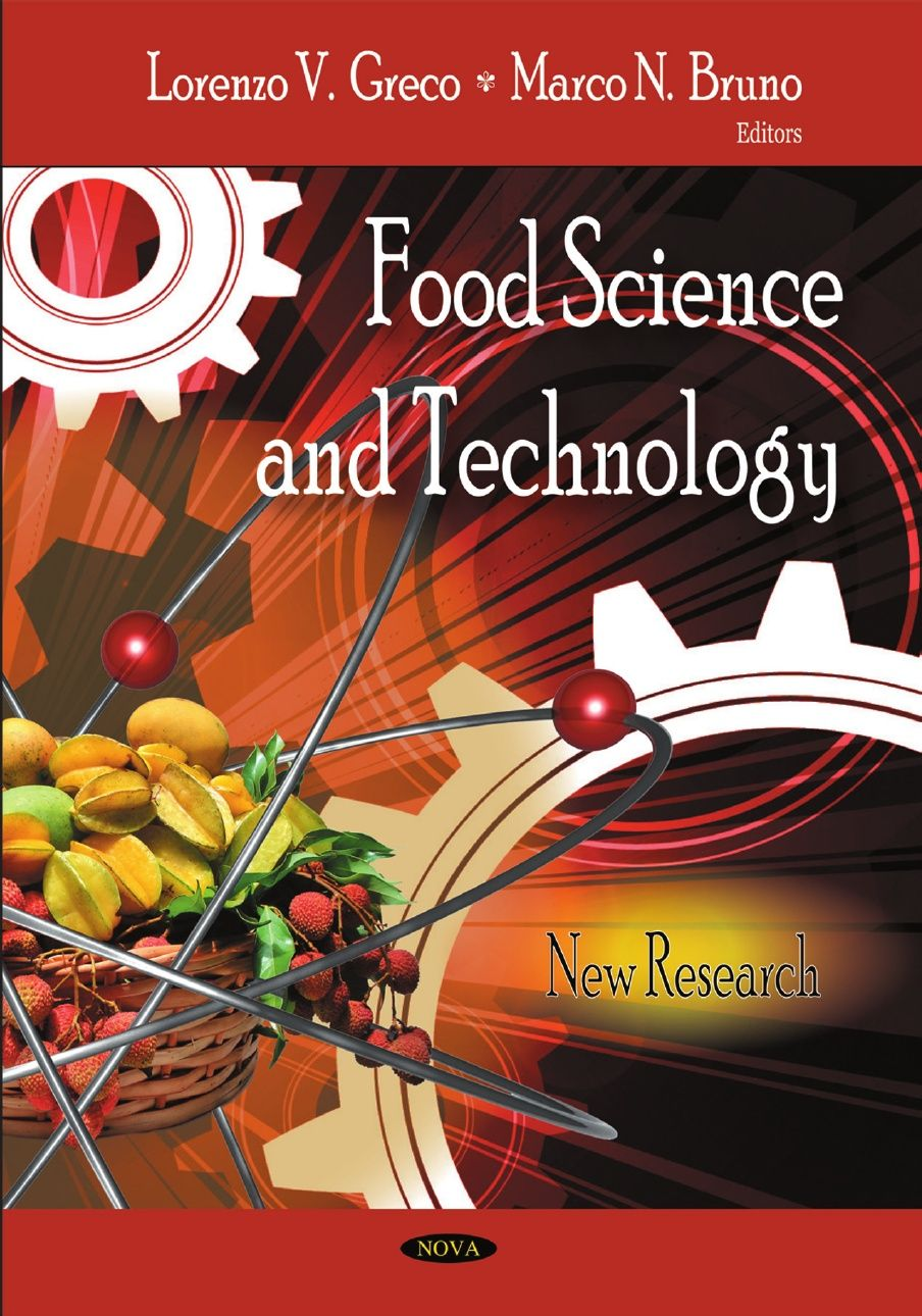 Free Download  Food Science And Technology