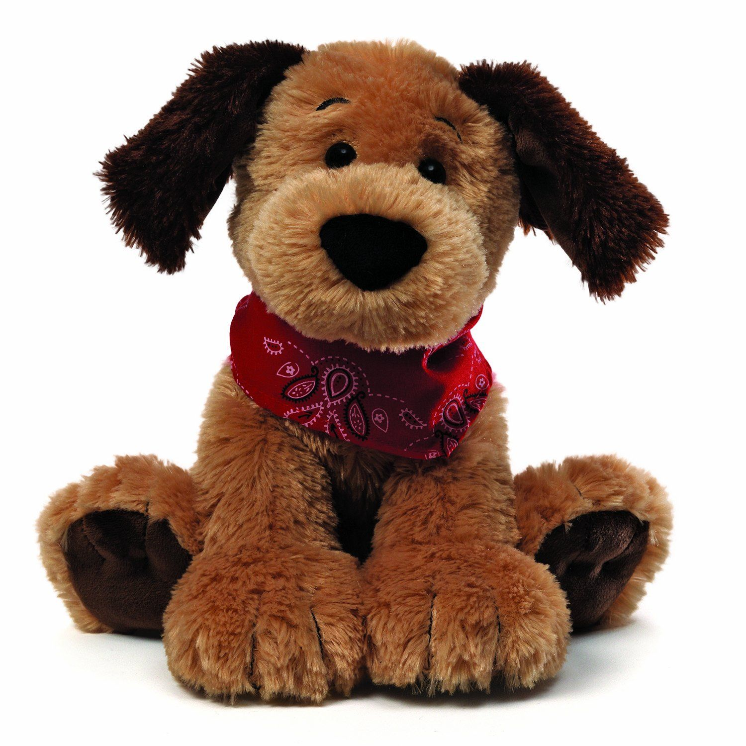 Gund Bandit Dog Stuffed Animal Toys & Games